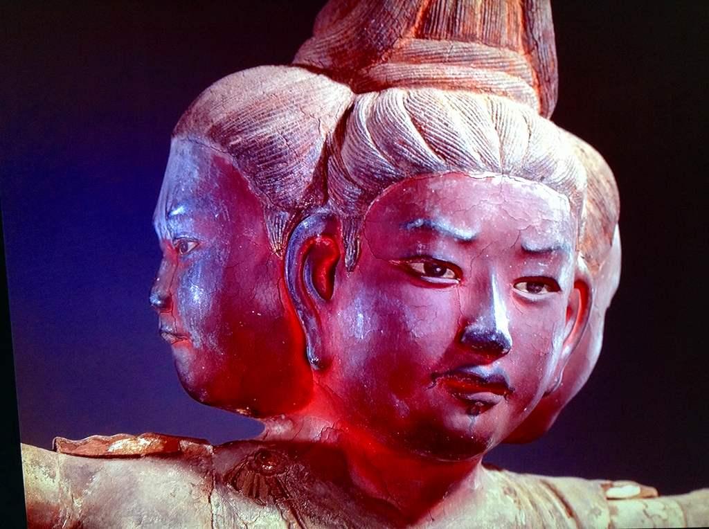 国宝阿修羅像