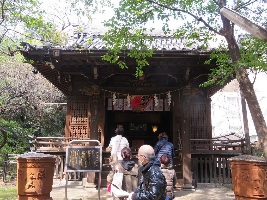 四合稲成神社