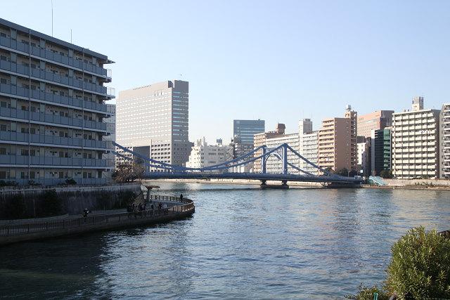 隅田川の景観