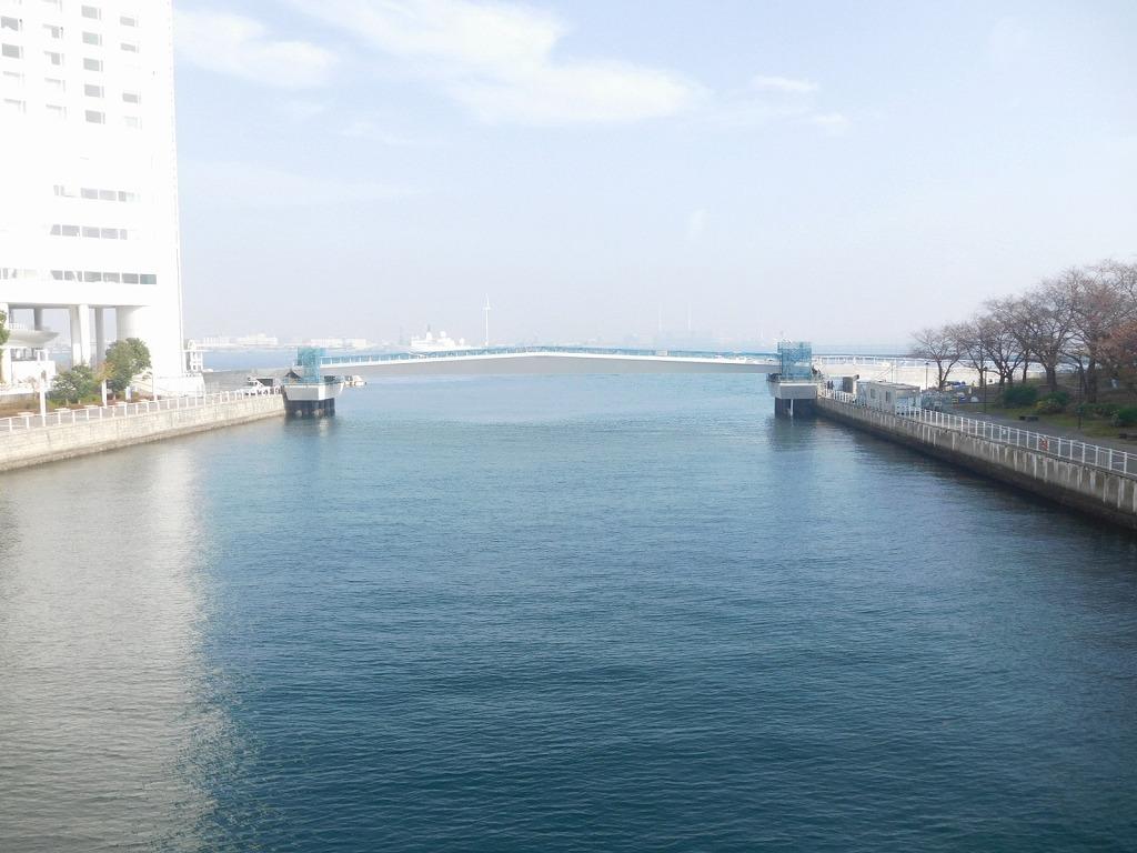 女神橋開通