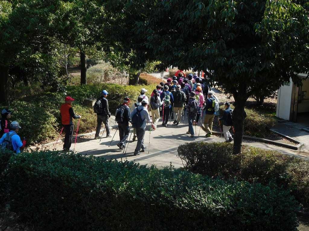 赤田西公園スタート