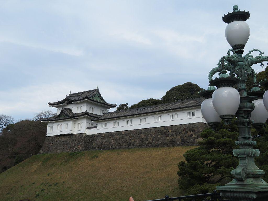 スズラン塔と伏見櫓