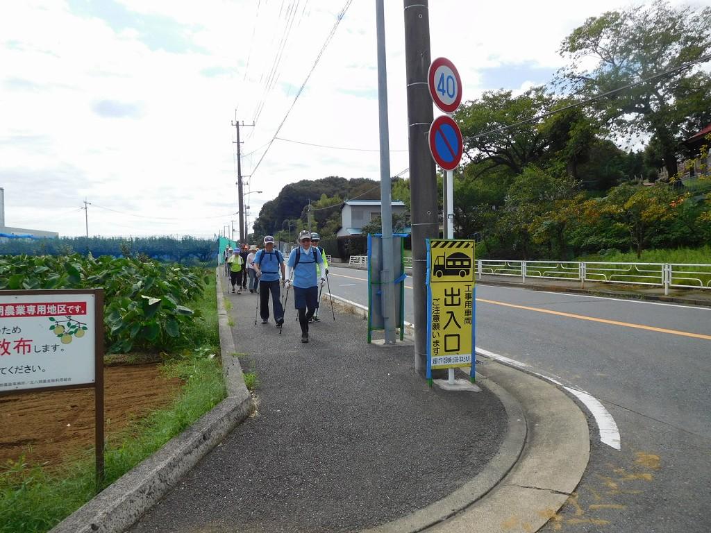高速道路工事の関係で鶴見川は大回りして行かねばなりません