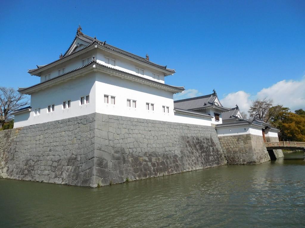 今川氏の館で家康が築城の駿府城です