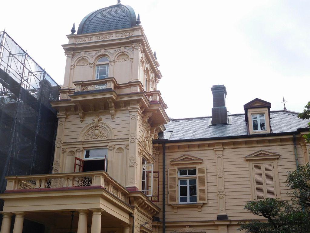 コンドル設計 旧岩崎邸