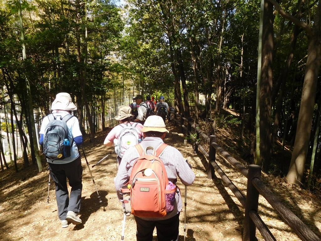 折田不動公園 頂上付近
