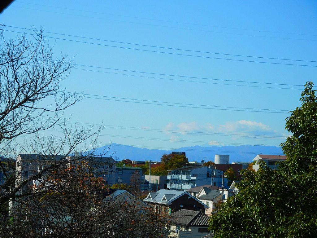 折田不動公園頂上から見る富士山 どこにあるか分かりますか?