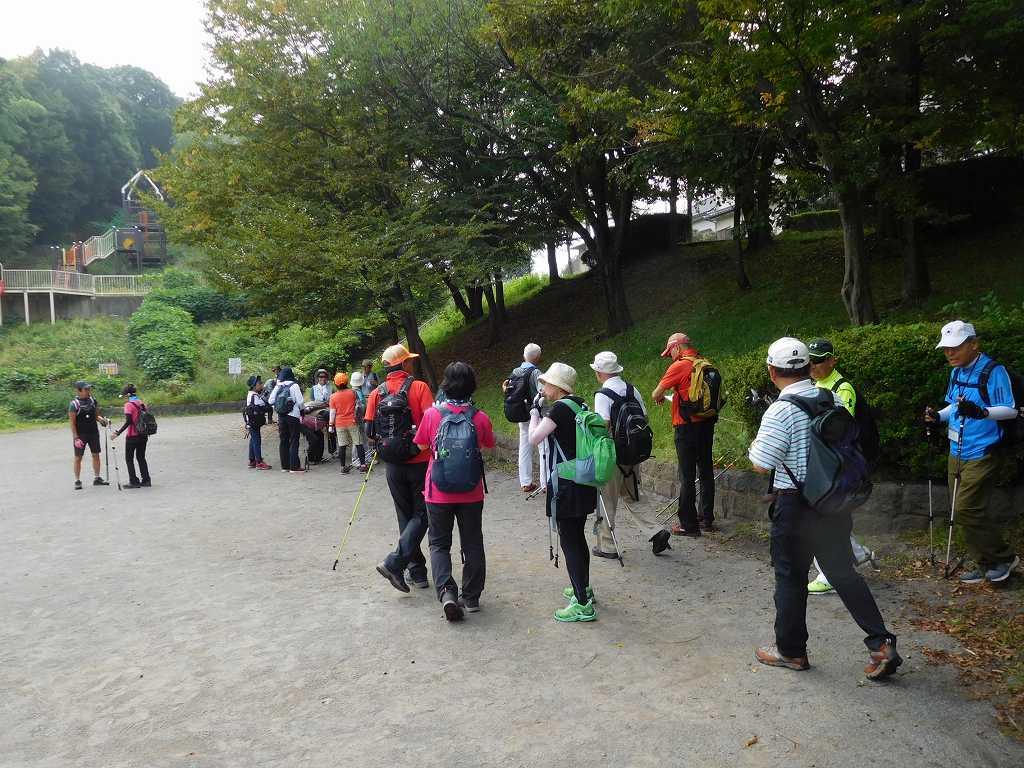 折田不動公園で休憩