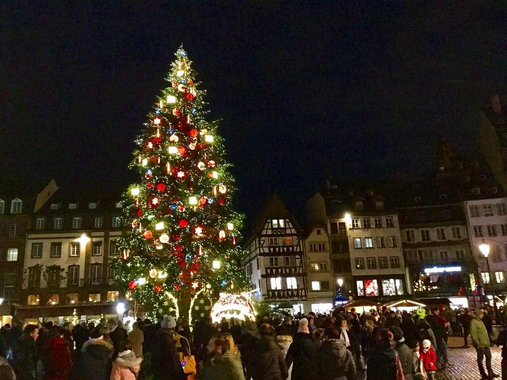 ストラスブールのクリスマス市