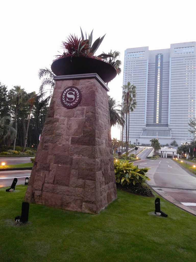 1日目の宿泊ホテル 宮崎 シェラトン・グランデ・オーシャンリゾート