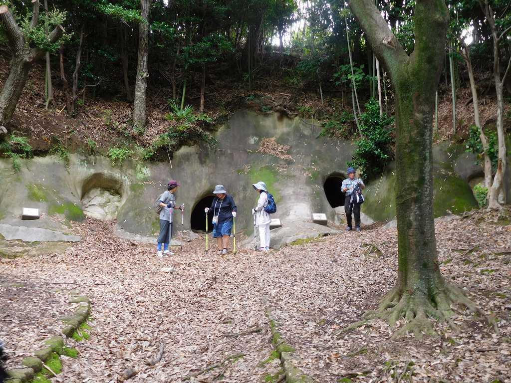 遺跡公園が初めての人は横穴墓を見学
