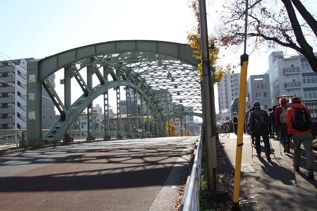 萬年橋(以前は太鼓橋)
