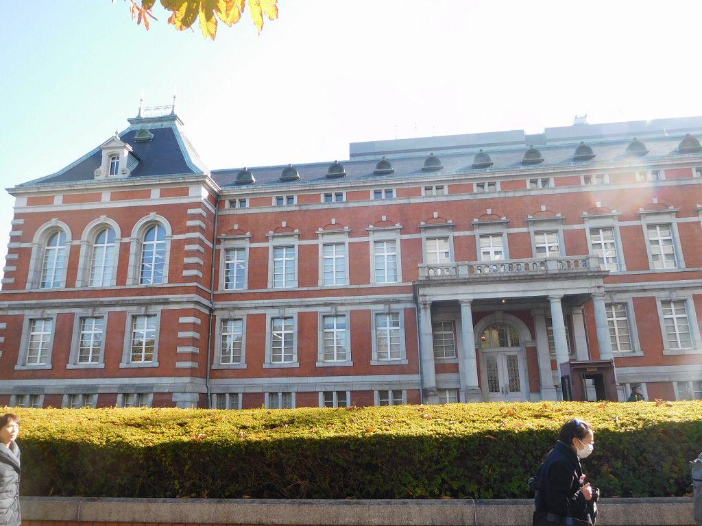 ドイツ人設計の明治の建物 法務省旧本館 江戸時代は上杉上屋敷跡