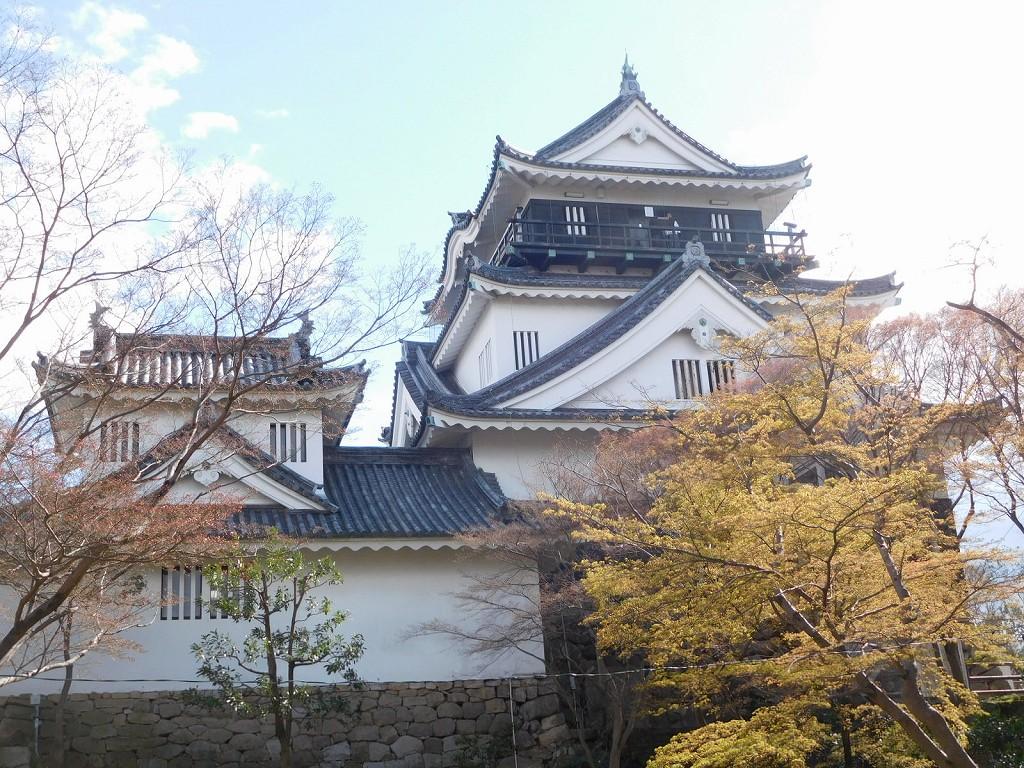 家康が誕生した岡崎城