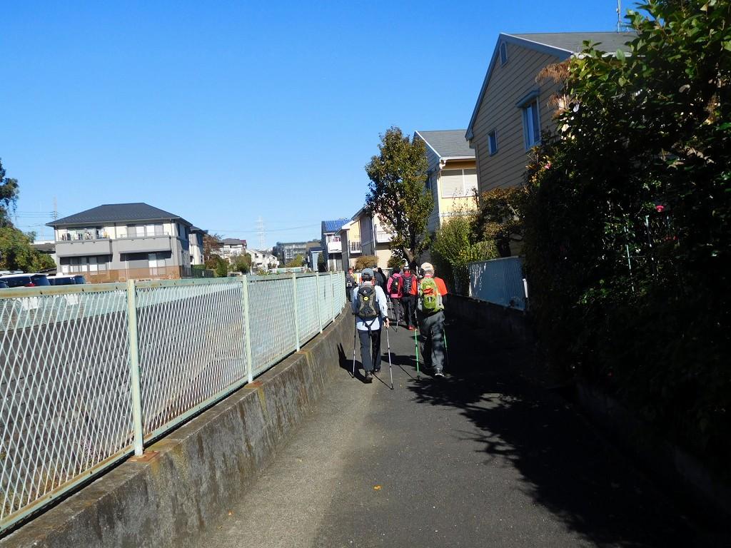黒須田川を更に上流方向へ