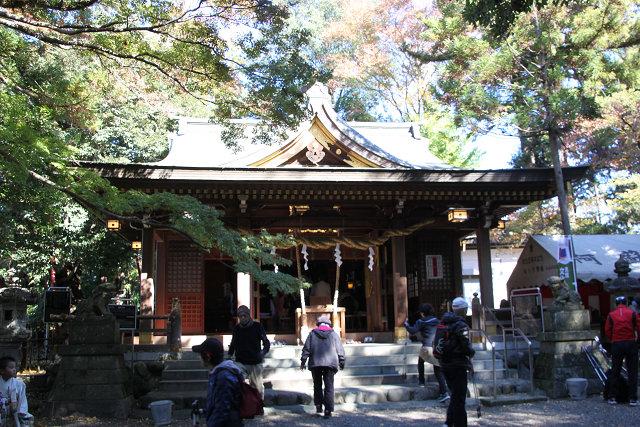 阿蘇神社は創建は推古天皇 市内最古の神社です