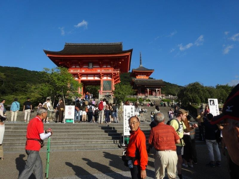 京都 清水寺を散策