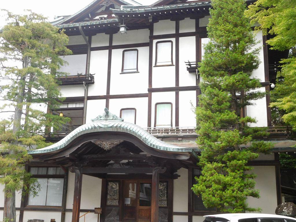 日光金谷ホテル 有名なホテルです