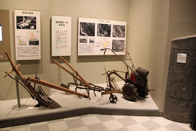 博物館の展示物