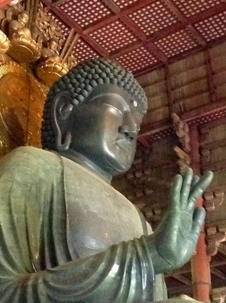 奈良 東大寺の大仏