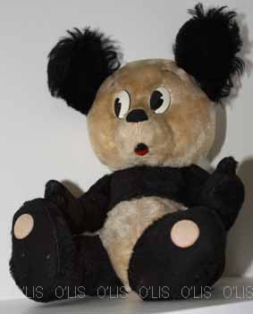 Panda, personnage créé par Marten Toonder (Pays Bas)