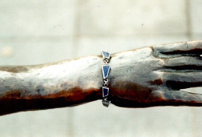 Lapislazuli Armband