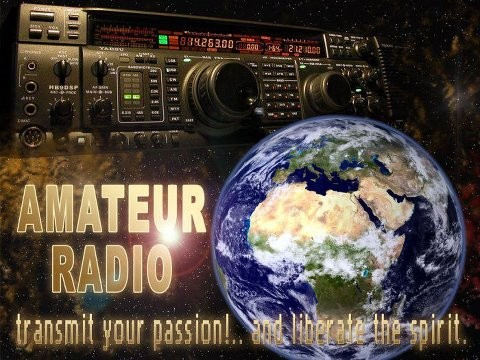 AMATEUR RADIO TRANSMIT YOUR PASSION!.. AND LIBERATE THE SPIRIT.