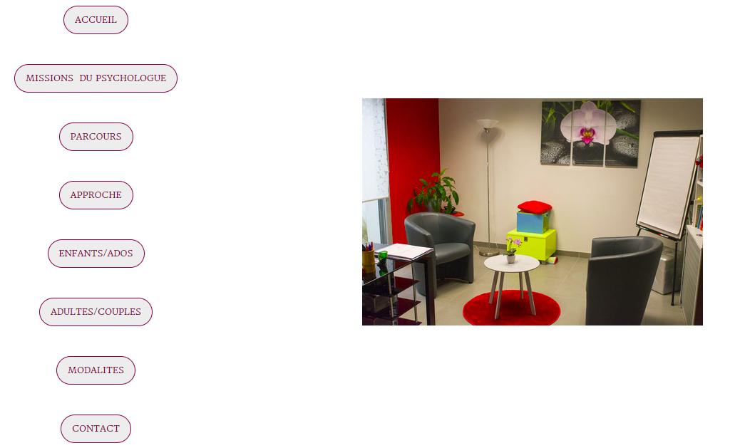 Photo site web pour la psychologue Corinne Choblet