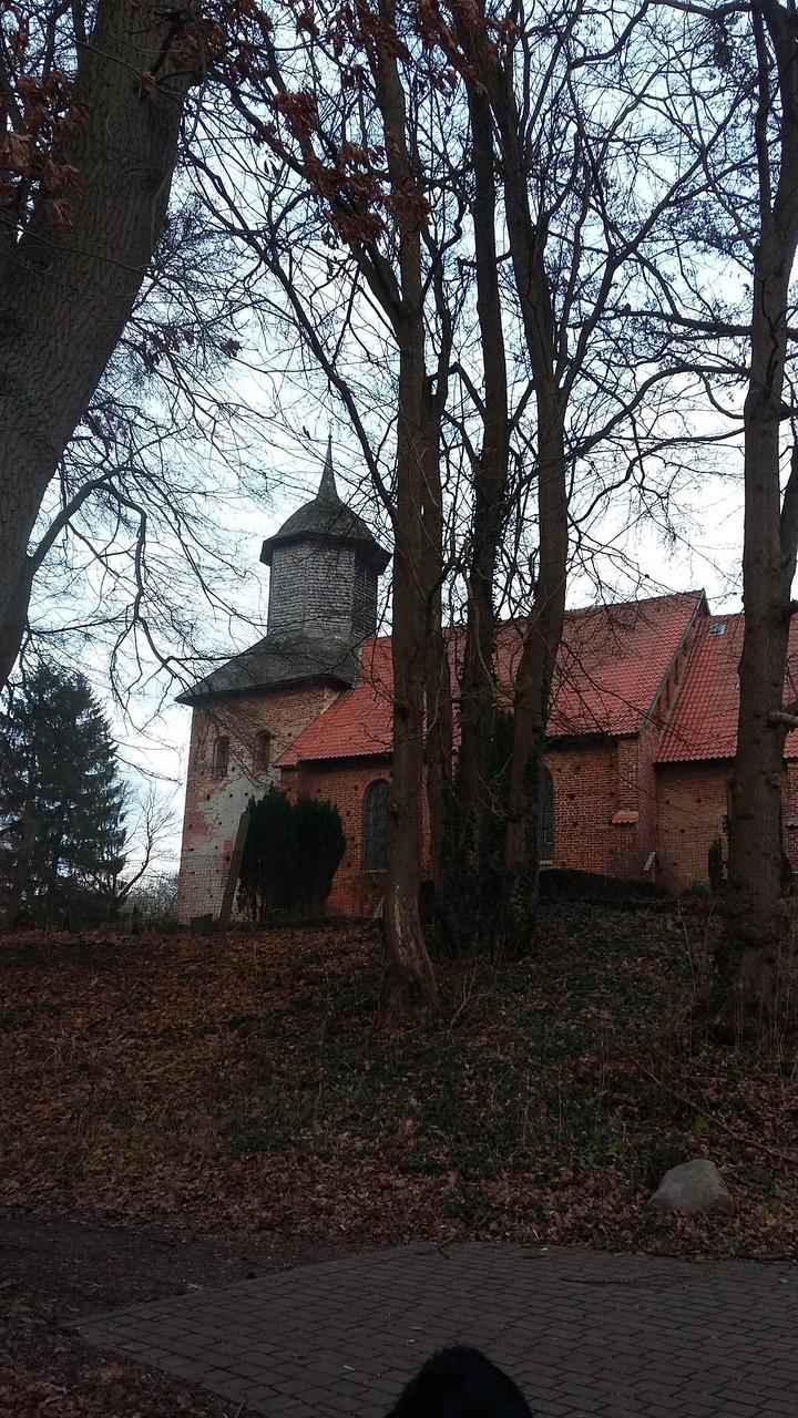 kirche in kirch-grambow