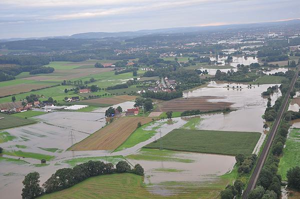 Natbergen im August 2010