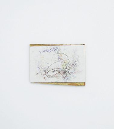 Drawing-symphony- / h240×w390×d15mm