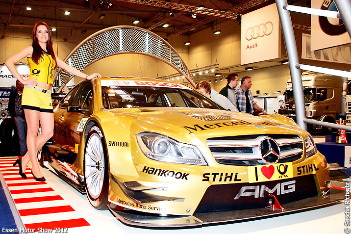 Cars & Girls · Essen Motor Show 2012