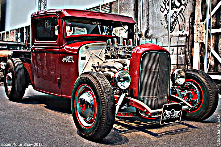 Hot Rod · Essen Motor Show 2012