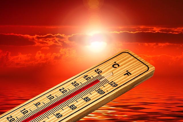 Wie man der Hitze im Homeoffice wacker standhält