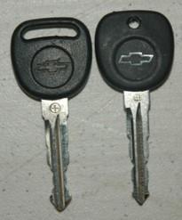 Recall key