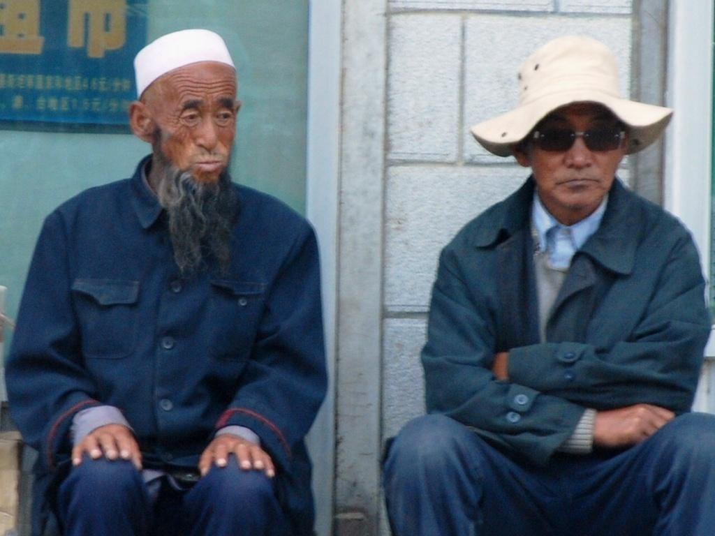 Visages de Xiahe
