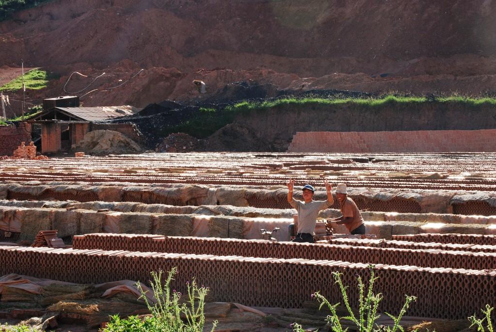 Fabricants de briques