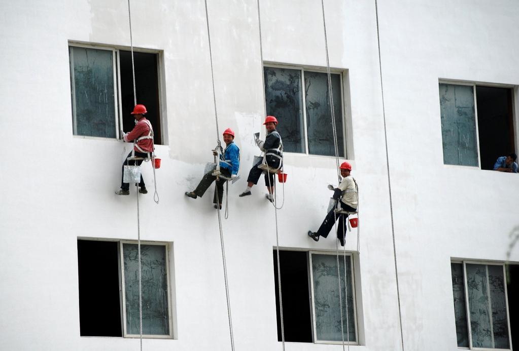 Les fervents travailleurs chinois