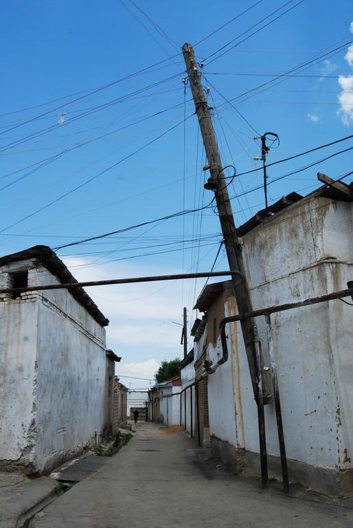 Les rues de Samarcande
