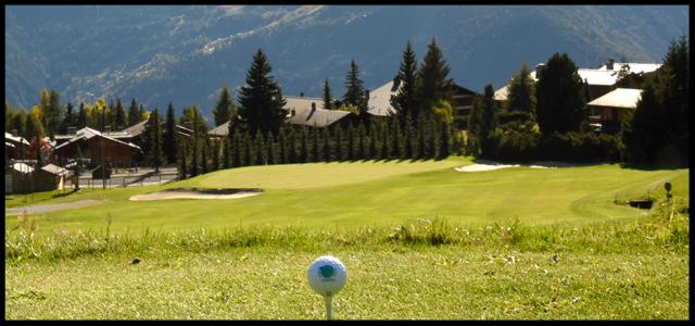 Verbier golf