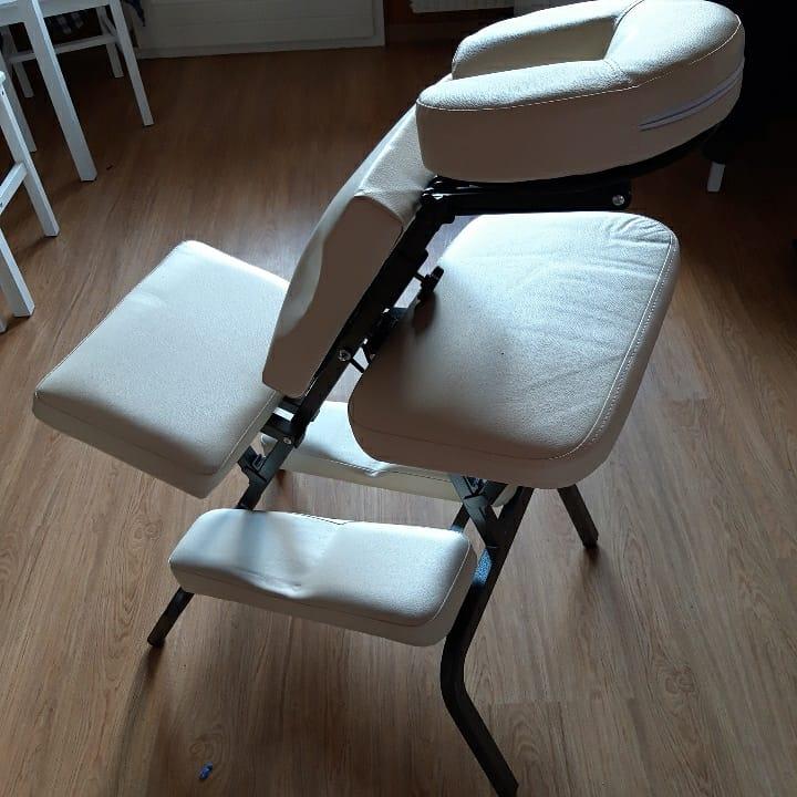 Spezial Stuhl, für sitzende Behandlungen