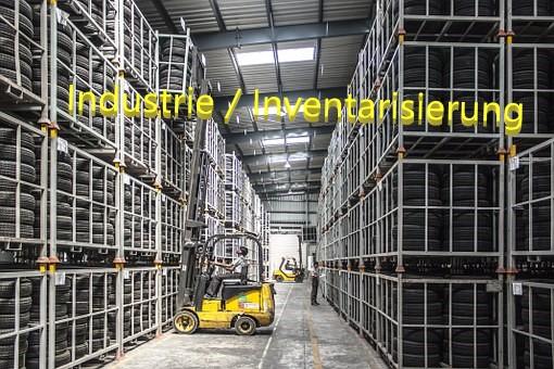 Industrie / Inventarisierung
