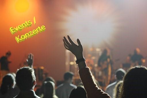 Events / Konzerte