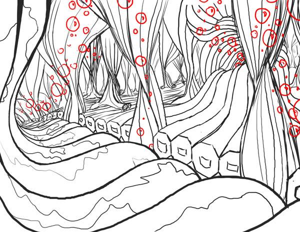 Inside Decoy - Liver
