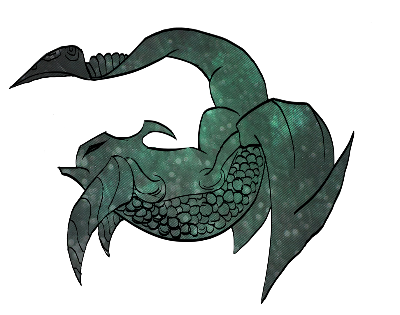 Chara Design - Virus Emperor