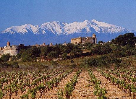 архитектура южной Франции, история южной Франции