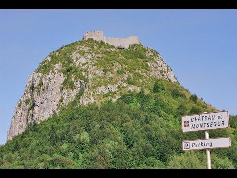 Монтсегур, гид в южной Франции, гид по югу Франции