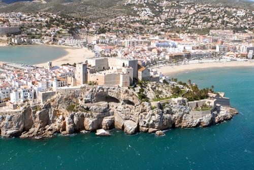 тамплиеры в Испании, замки тамплиеров, крепости тамплиеров в Арагонском королевстве