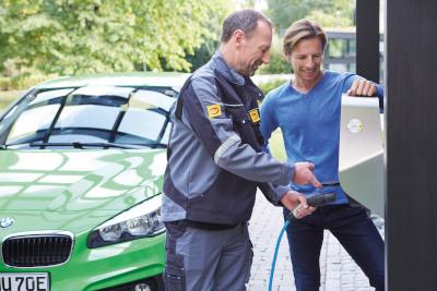 Zertifizierter Fachbetrieb EIMobilität  AF Lichtgestaltung Arnold Fehmann