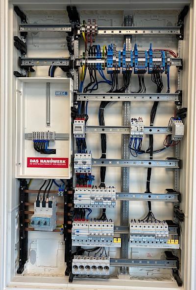 AF Lichtgestaltung Kiel Elektroinstallation